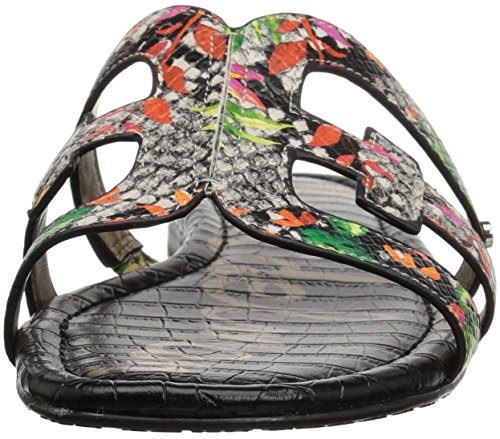 Sam Edelman Women's Bay Slide Sandal Bright Multi Blooming Cactus quality free shipping for sale h1amZ64r
