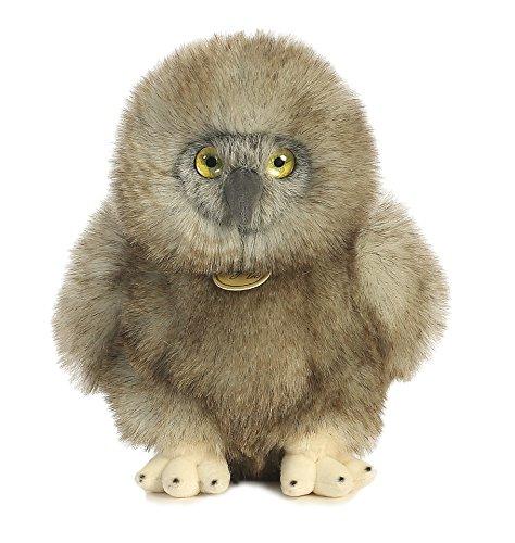 Great Horned Owl Animals - Aurora World Miyoni Great Horned Baby Owl Plush