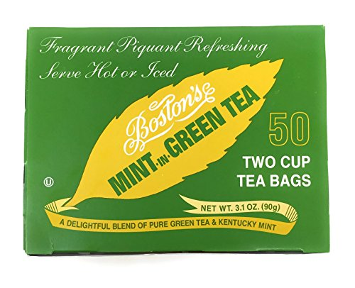bostons-mint-in-green-tea-2-cup-tea-bags-50-count-box-pack-of-6
