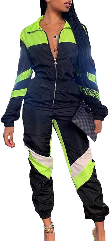 Mujer Chandal Ropa Deportiva Encapuchado Rayas Pantalones y 1/2 ...