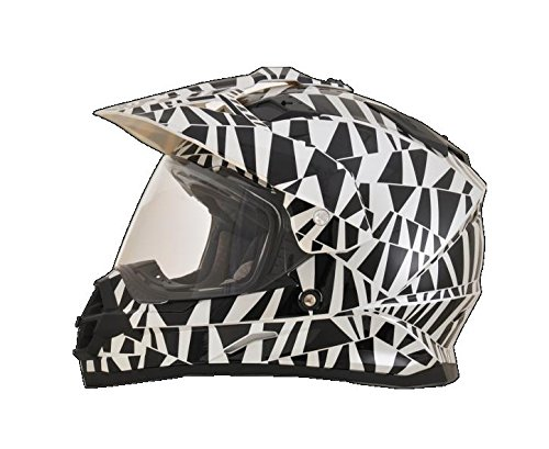AFX FX-39DS Dazzle Mens Snow Helmets - Silver - Small