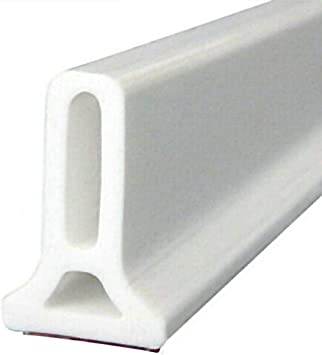 Details about  /60cm-200cm Silicone Water Stopper Silicone Water Barrier Floor Separation Strip