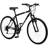 "Roadmaster 26"" Men's Granite Peak Men's Bike (26 Inches, Black/Red)"