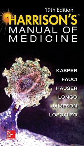 (Harrisons Manual of Medicine, 19th Edition (Harrison's Manual of Medicine))