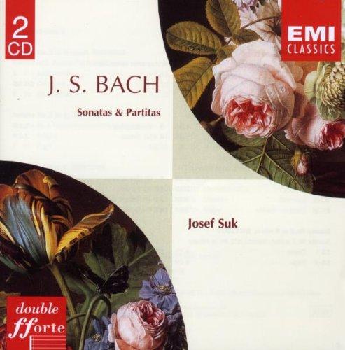 Bach: Violin Sonatas & Partitas / Suk