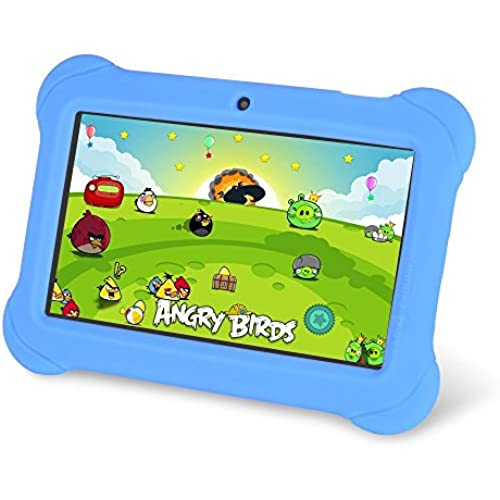 Zeepad Kids TABZ7 Android 4.4 Quad Core Five Point Multi Touch Tablet PC, 7, 4GB, Kids Edition, Blue Coupons