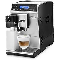 delonghi 德龙 意式全自动咖啡机 欧洲进口(自动打奶泡) ETAM29.660.SB(亚马逊自营商品, 由供应商配送)