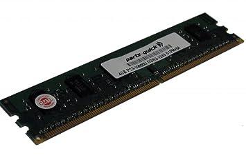 【クリックで詳細表示】4?GBメモリアップグレードfor Gigabyte ga-p55?a-ud3pマザーボードddr3?pc3???10600?ECC DIMM RAM ( parts-quickブランド)