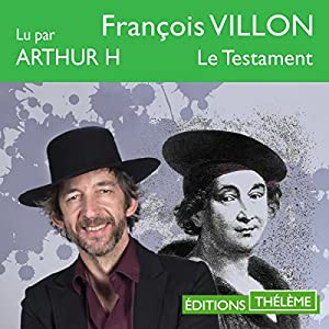 Le Testament Audiobook