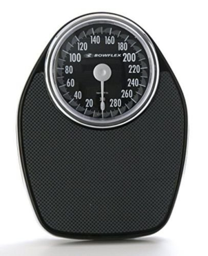1370bow bowflex mechanical bath scale