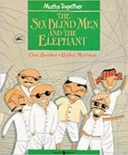 Book The Six Blind Men and the Elephant - Mathematics Together: Green Book: Green Set by Clare Boucher (1999-08-23)