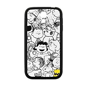 Cosy snoopy family Cell Phone Case for Samsung Galaxy S4 hjbrhga1544