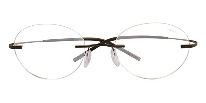 a794612a640 Image Unavailable. Image not available for. Color  Silhouette TMA Icon  7580 40 Eyeglasses ...