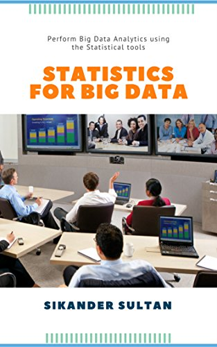 STATISTICS FOR BIG DATA cover