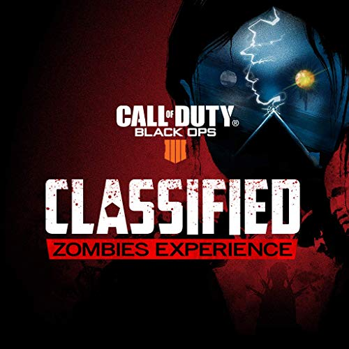 Call of Duty: Black Ops 4 - 'Classified' Zombies Experience - PS4 [Digital - Ops Amazon Black