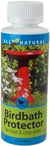 Carefree Enzymes 95563 Protector Birdbath Cleaner, 4 oz, Small
