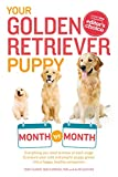 Your Golden Retriever Puppy Month by
