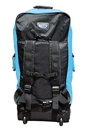 Isle Inflatable Stand Up Paddle Board Wheeled Carrying Bag