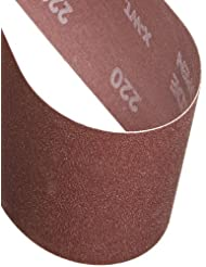 Norton 07660705287 Portable Abrasive Belt, Cotton Fiber Backi...