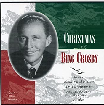 Bing Crosby Christmas.Christmas With Bing Crosby