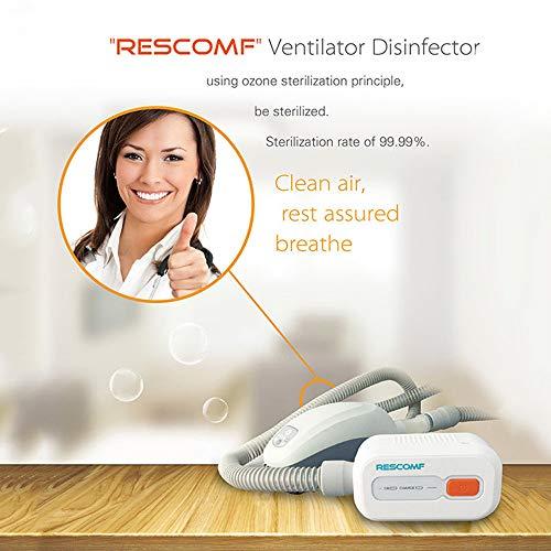 Little Story  Ozone Sterilizer, CPAP BPAP Cleaner Ozone Sterilizer Disinfector Sanitizer Sleep Apnea Snoring -