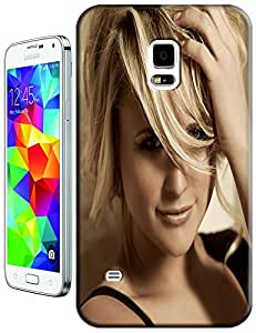 Samsung Galaxy Accessories Beautiful Girl Ladies Sexy Design For Samsung S5 i9600 No.7