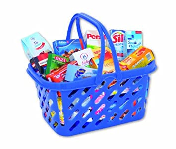 Tanner - Pretend Play Small Scale Filled Shopping Basket - Version 4062.3 by Tanner GabbzOBk