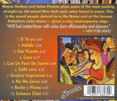 Wayne Gorbea & Salsa Picante - Saboreando Salsa Dura En El Bronx - Amazon.com Music