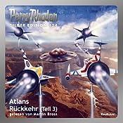 Atlans Rückkehr - Teil 3 (Perry Rhodan Silber Edition 124) | Hans Kneifel, Kurt Mahr, Ernst Vlcek