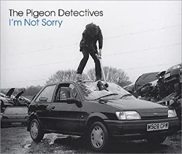 Im Not Sorry by Pigeon Detectives