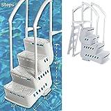 BiltMor Above Ground Step and Ladder System (Step and Ladder System)