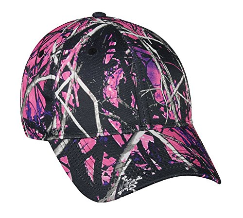 Muddy Girl Low Profile Pink Hat