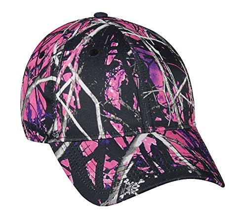 Muddy Low Profile Pink Hat