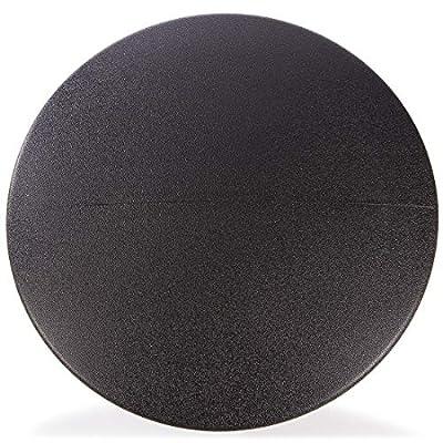 ErgoErgo Ergonomic seat (Black): Kitchen & Dining
