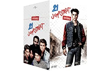 21 jump street complete series 28 dvd box set twenty one jump street seasons - 21 jump street box office ...