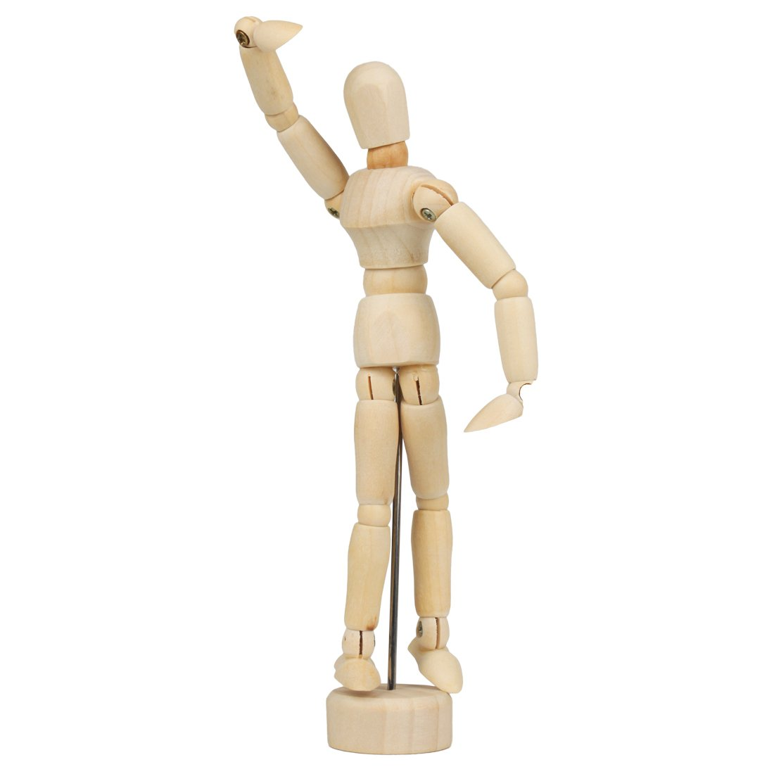 PP-NEST Wooden Human Joints Mannequins MRMX-01 (15.3cm)