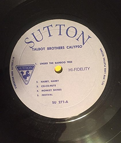 CALYPSO FEAT. THE TALBOT BROTHERS - 0 by Sutton