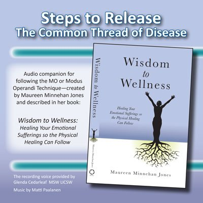 Steps to Release The Common Thread of Disease