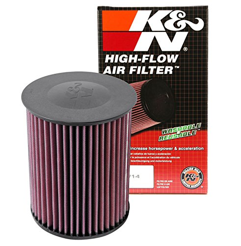 K&N Drop In Air Filter E-2993 Fit For Ford Focus Volvo C30 S40 V40 V50 Mazda 3 5