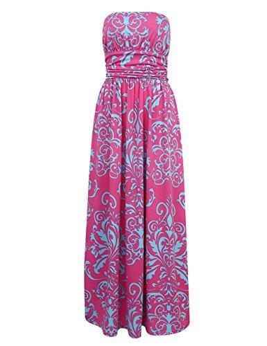 nice pink prom dresses - 6