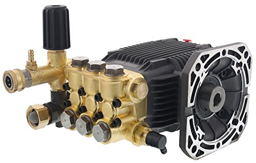 Erie Tools 5/8'' Hollow Shaft Pressure Washer Pump, 2.2 GPM, 1500 PSI by Erie Tools