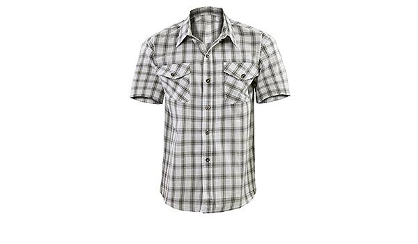Girogama - Camisa casual - para hombre Safari XXXL: Amazon.es ...