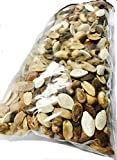 Gourmet Roasted Nuts and Seeds from Jordan (Bezer), Halal/Kosher (Mix Nuts with Seeds, 1 Pound)