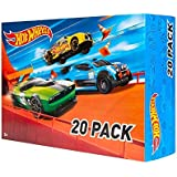 Hot Wheels 20 Cars Gift Pack, Styles May Vary