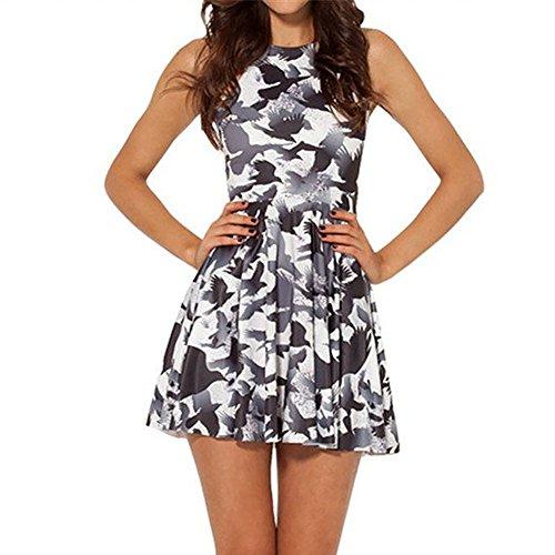 Pinkyee CLAK0235416 - Vestido Pattern Color10