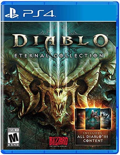 Diablo III Eternal Collection - PlayStation 4