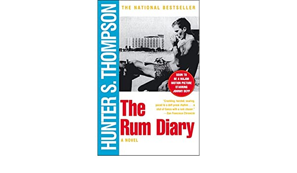 The Rum Diary: A Novel: Amazon.es: Hunter S. Thompson ...