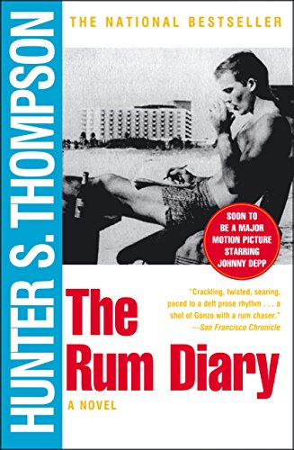 The Rum Diary: A Novel - Johnny Las Vegas Depp In