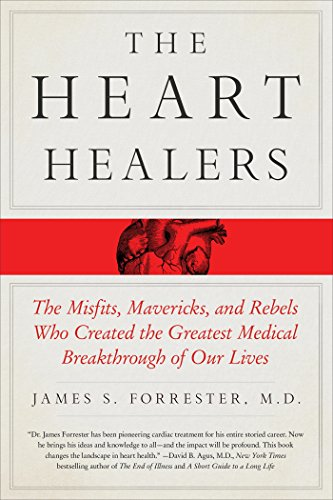 Pdf Medical Books The Heart Healers: The Misfits, Mavericks, and Rebels Who Created the Greatest Medical Breakthrough of Our Lives