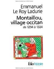 MONTAILLOU VILLAGE OCCITAN DE 1294 À 1324